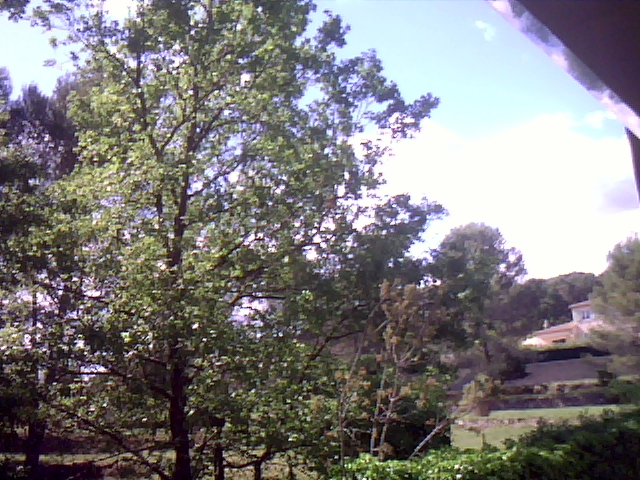webcam draguignan
